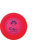 Дог-фризби Hyperflite Competition Standard Pink PUP